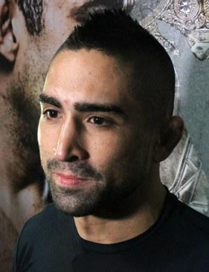 Ricardo Lamas UFC MMA (Foto: Adriano Albuquerque)