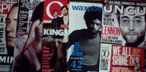 Music mags