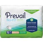 Prevail Nu-Fit Disposable Diaper Brief, Maximum, X-Large   SimplyMedical.com