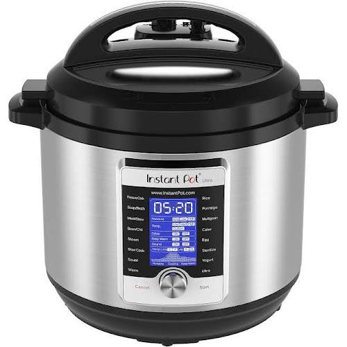 Instant Pot Ultra 8 Qt Electric Pressure Cooker 80