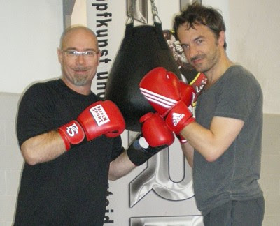 Boxtraining mit Personal Trainer