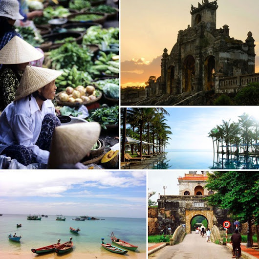 Wanderlust: Vietnam - Hither and Thither