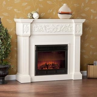 Corner Fireplaces Decorative Electric Corner Fireplace