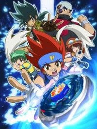 Beyblade Metal Fusion (série TV, 102+ épisodes) - Anime-Kun
