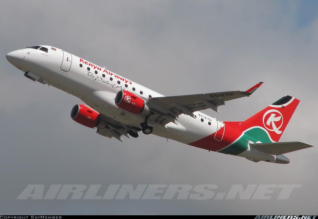 Kenya Airways Eldoret