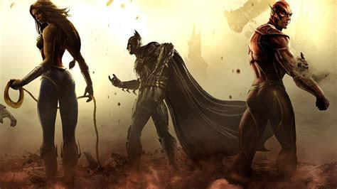 injustice gods    reportedly coming ign