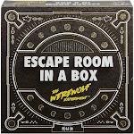 Mattel Escape Room in A Box The Werewolf Experiment
