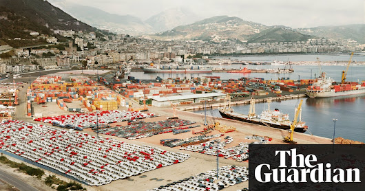 Andreas Gursky on the photograph that changed everything: 'It was pure intuition' | Art and design | The Guardian