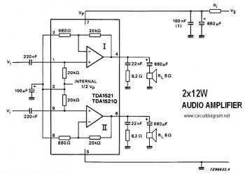 Audio Circuits: August 2011 » amplifier circuit, equalizer