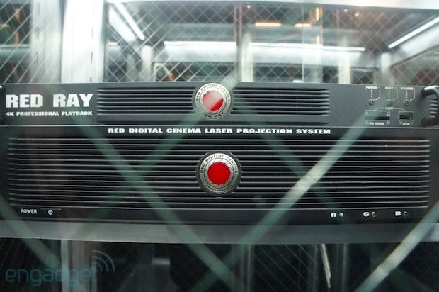 Redray 4K Cinema Player is ready to preorder, $1,450 for highres, framerate at home