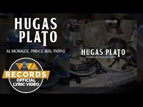 Hugas Plato by Al Moralde, Prince Ben, Pxrple [Official Lyric Video]