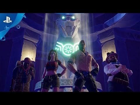 Jumanji: The Video Game Review | Gameplay
