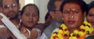 Transexual é eleita prefeita de Raigarh, na Índia