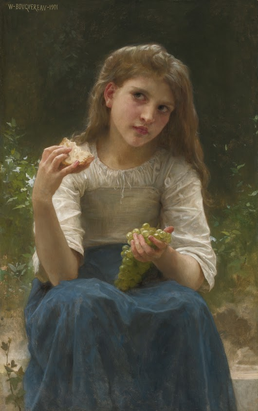 Image: File:William-Adolphe Bouguereau (1825-1905) - LE GOÛTER (1901).jpg ...