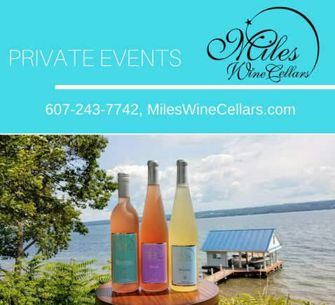Miles Wine Cellars New Private Events Are Perfect for Parties | Miles Wine Cellars