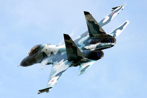 Μοίρα μαχητικών Su-30MK αναπτύσσεται στην Πάφο - Η Ρωσία το ζήτησε, η Κύπρος το δέχθηκε