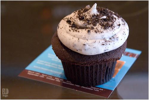 Cookies & Cream - Heavenly Cupcake