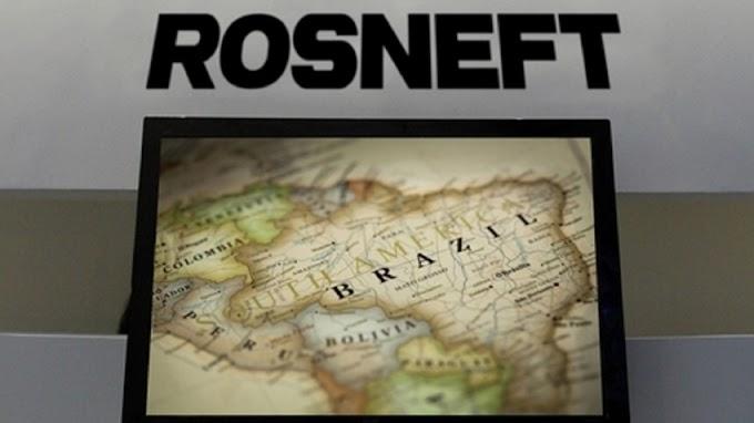 Rosneft congela projeto Solimões no Brasil
