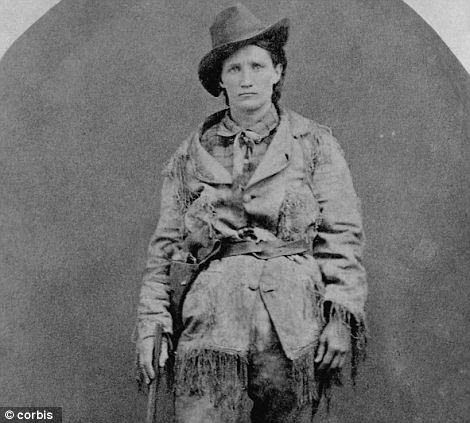 Wild West was tamed by MAIL-ORDER BRIDES | Daily Mail Online