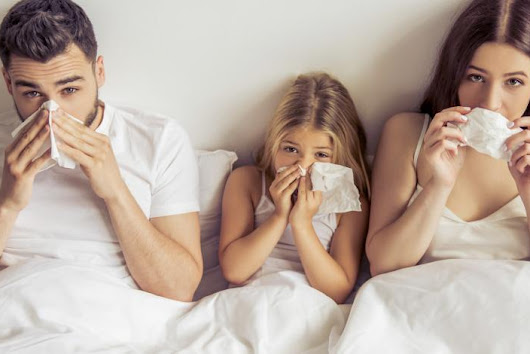Could My House be Making Me Sick? | Blog | The Fifth Fuel