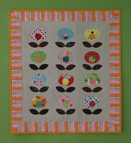 Pop Flower Quilt