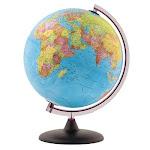 Waypoint Little Adventurer 10-inch Diameter Globe for Kids