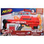 Hasbro HSBE2657 Nerf Mega Bulldog Pack of 4
