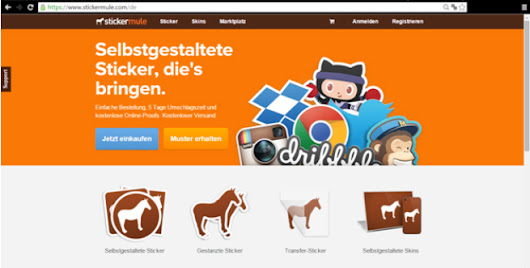 Sticker Mule Launches Multilingual Website