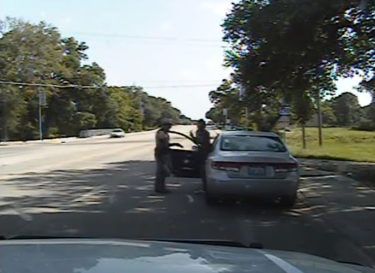 Sandra Bland arrest video wasn't edited, had technical problems, Texas officials say