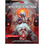D&d Waterdeep Dungeon of the Mad Mage [Book]