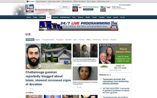 Check Me Out On foxnews.com