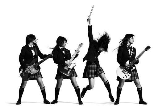 Scandal Japanese Girls Band