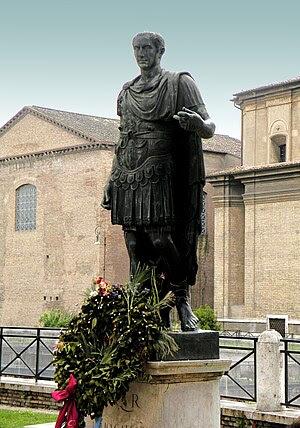 Caesar, Gaius Julius.