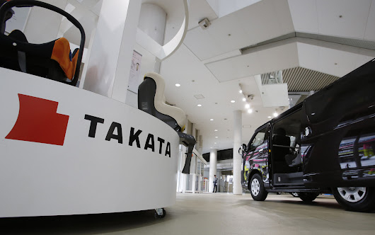 Exploding air bags: Takata declares nearly 34 million vehicles defective