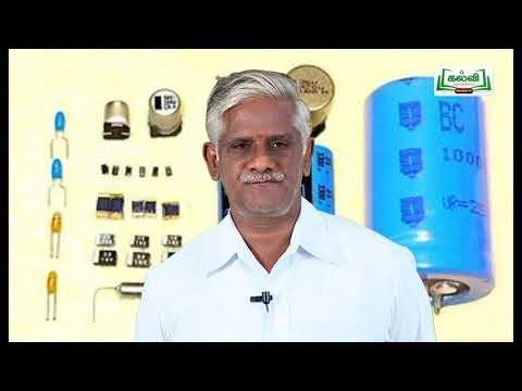 11th Basic Electronic Engineering மின்னியல்விளக்கங்கள்  இயந்திரவியல் அலகு 2 பகுதி 3 Kalvi TV