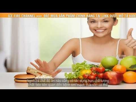 Vì sao cần một chế độ ăn lành mạnh và hợp lý