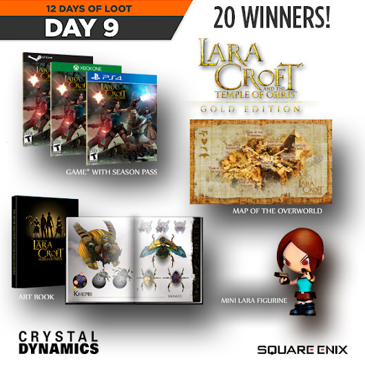 12 Days of Loot Day 9