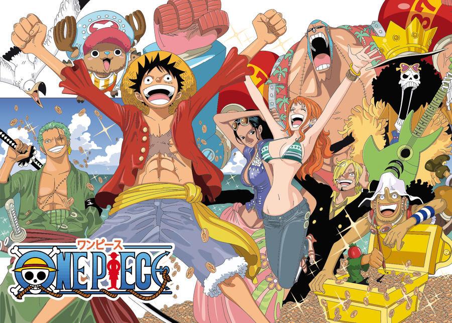 One Piece New World By Kinzoshi On DeviantArt