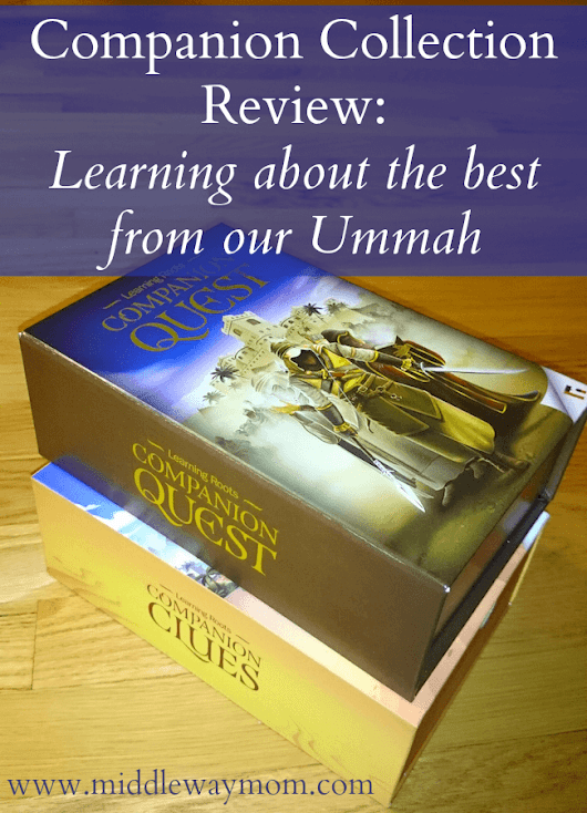 Companion Collection Review: Learning about the best of our ummah