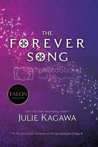 Book Review:  Forever Song by Julie Kagawa | While sad that this is the last book in the series, I'm pleased with the ending and can't imagine anything better.