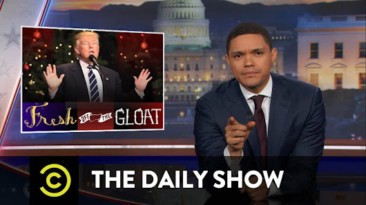 The Daily Show - Trump Lets the Truth Come Out Post-Election - YouTube