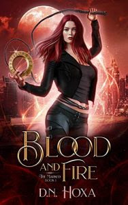Blood and Fire by D.N. Hoxa