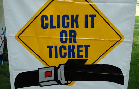 'Click It or Ticket,' 'Buckle Up' a success for W.Va.