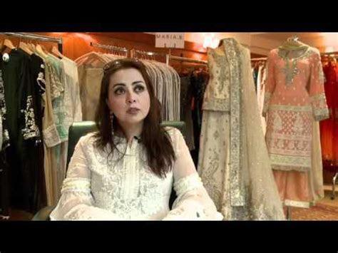 Asian Wedding Designers   Maria B   WeddingTV   YouTube