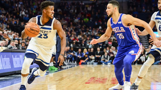 Embiid, Simmons say Butler will improve 76ers