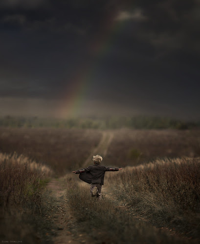..following the rainbow.. por aleshurik
