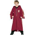 Harry Potter Costume Deluxe Quidditch Robe Child