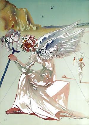 Salvador Dalí - Helen of Troy