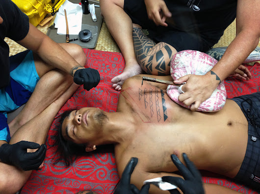 Honolulu Police Chief's Ban On Visible Tattoos Sparks Criticism