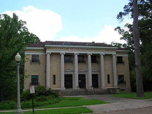 Karpeles Manuscript Library Museum / Shreveport by trudeau